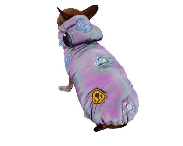 Unicorno Taglia S back