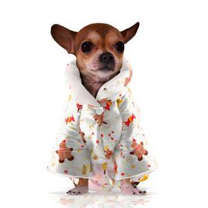 Giubbotto natalizio cane